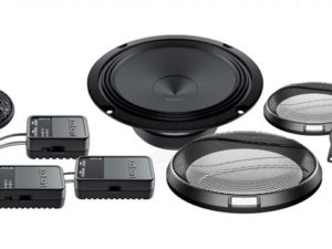 Audison APK 163 - KIT 3Way AP 1+AP 6.5+AP 4+XOVER+Grilles