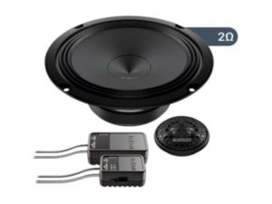 Audison APK 165 Ω2 - KIT 2Way AP 1+AP 6.5 Ω2+Grilles