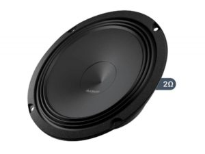Audison AP 6.5 Ω2 – SET  WOOFER 165mm