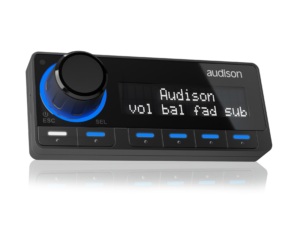 Audison DRC MP - DIGITAL REMOTE CONTROL MULTIMEDIA PLAY