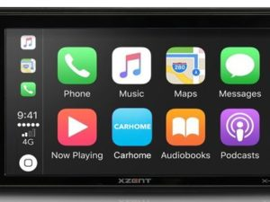 Zenec X-522 2Din DAB+ Receiver, CarPlay/AndroidAuto
