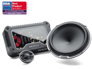 Hertz MLK 1650.3 - KIT 2Way ML 1650.3+ML 280.3+MLCX 2 TW.3+Grille