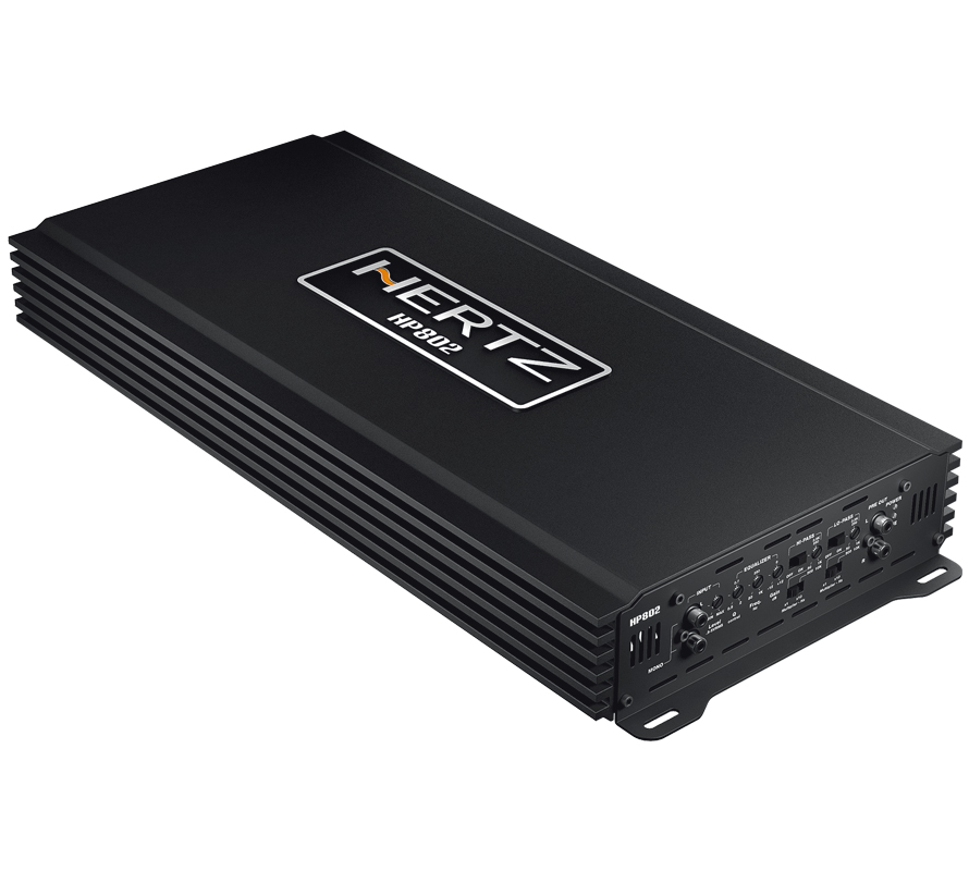 Hertz HP 802 - STEREO AMPLIFIER 2x630W