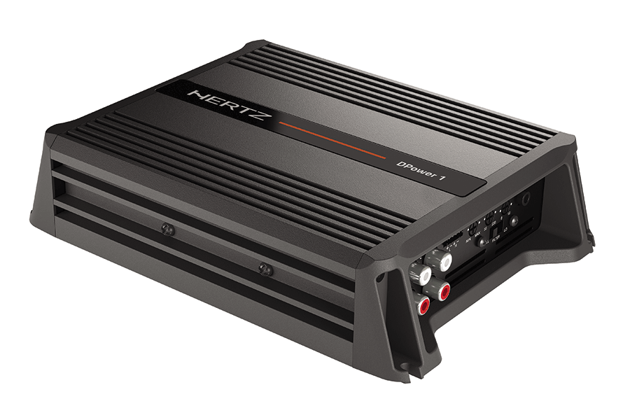 Hertz DPower 1 - D-CLASS MONO AMPLIFIER 1x250W