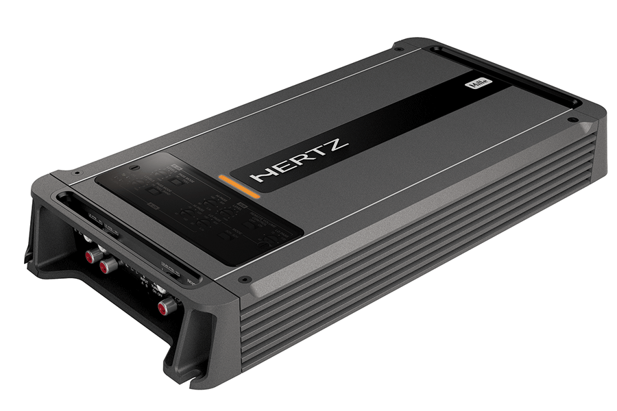 Hertz ML Power 5 - D-CLASS 5 CH. AMPLIFIER 4x100W+1x550W