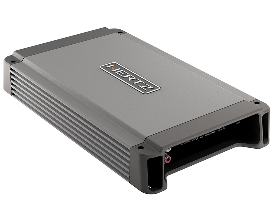 Hertz HCP 4M - MARINE 4 CHANNEL AMPLIFIER 4x95W