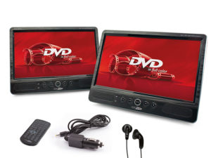 "CaliberMPD2010T 10"" LED Doppel Aktiv DVD/USB/SD"