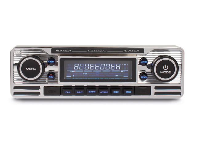 Caliber RCD120BT Radio CD/MP3/USB/SD