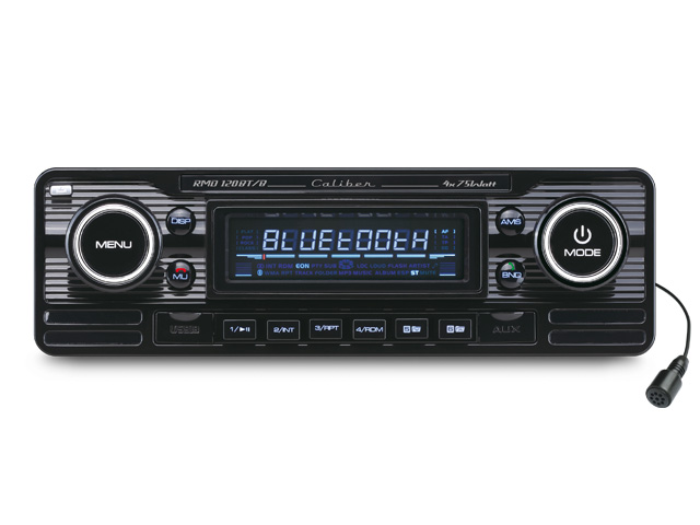 CALIBER RMD 120 BT/B - RETROLOOKRECEIVER