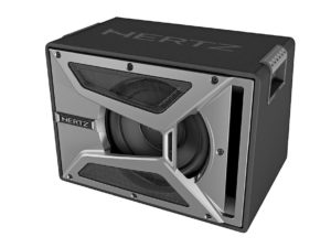 Hertz EBX 250.5 - REFLEX SUB-BOX 250mm 4 Ohm